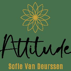 Logo attitude by sofie
