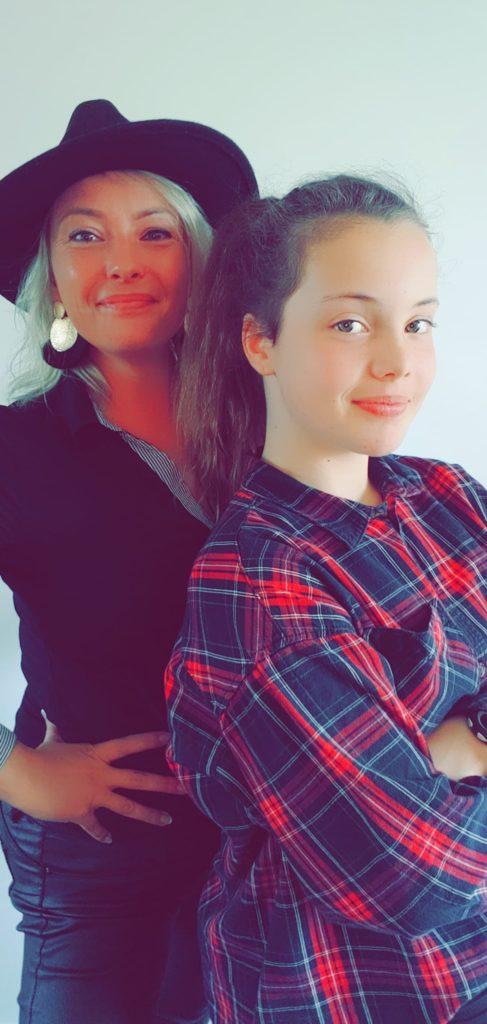 Sofie Van Deurssen et sa fille Classe Parent-Enfant - Baby Bars Days